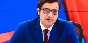 रिपब्लिक टीवी के फाउंडर अर्नब गोस्वामी गिरफ्तार