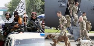 अफगानिस्तान से सभी अमेरिकी सैनिक वापस लौटे