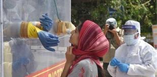 दिल्ली में कोरोना वाइरस का रिकॉर्ड एक बार फिर टूटा